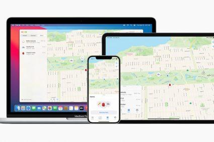 Apples Find My App funktioniert jetzt auch für Zubehör von Drittanbietern